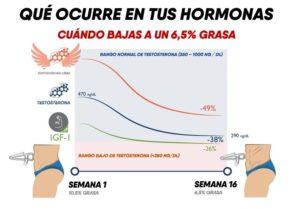 alcohol y aumento de masa