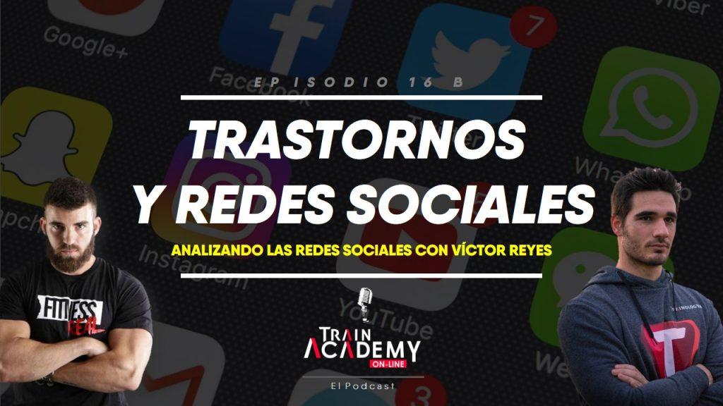 redes sociales y trastornos