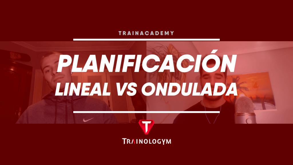planificación lineal vs ondulada